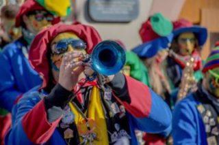 onesie carnaval
