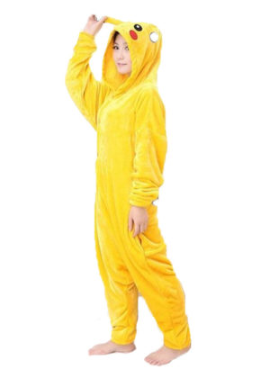 Pikachu Onesie 3
