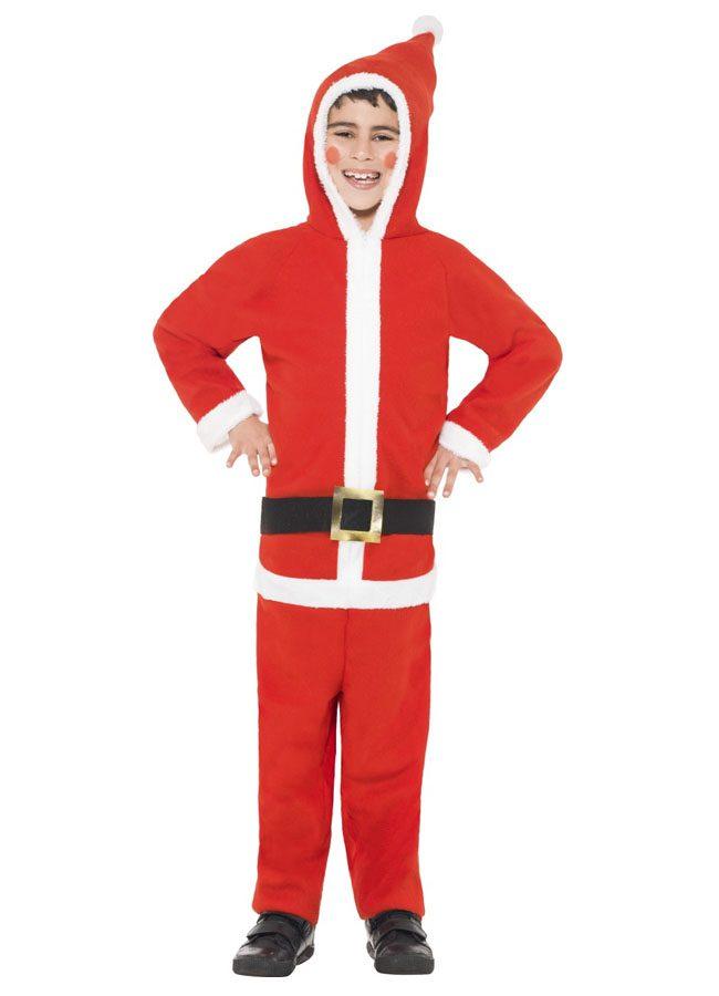 kerstman onesie