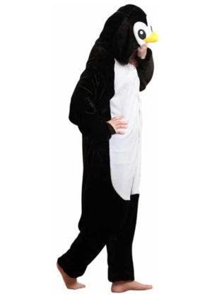 pinguin onesie dames