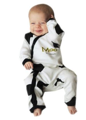 baby koe onesie