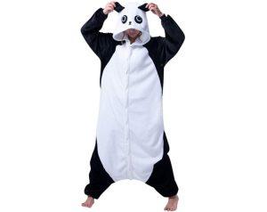 panda onesie voor heren